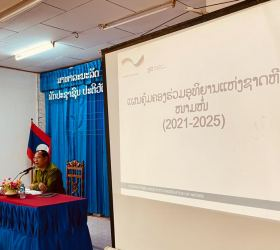 5-year Operational Management Plan and Annual Plan 2021 for Hin Nam No developed