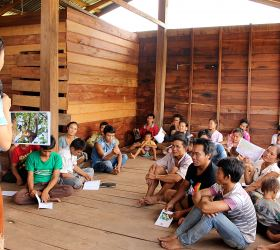 Villagers learn about HNN NPA by-laws
