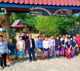 Local Women empowered for getting income from tourism