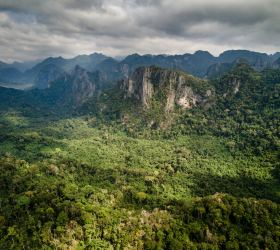 World Heritage Nomination of Hin Nam No goes hand in hand with the designation of Hin Nam No as National Park